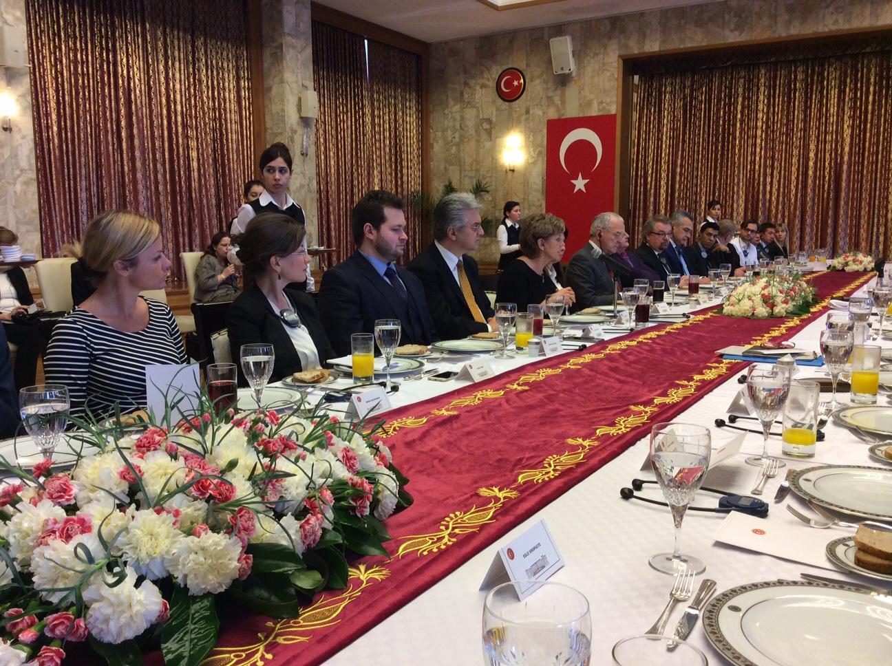 EP Budžeta komitejas delegācijas vizīte bēgļu stāvokļa novērtēšanai Turcijā