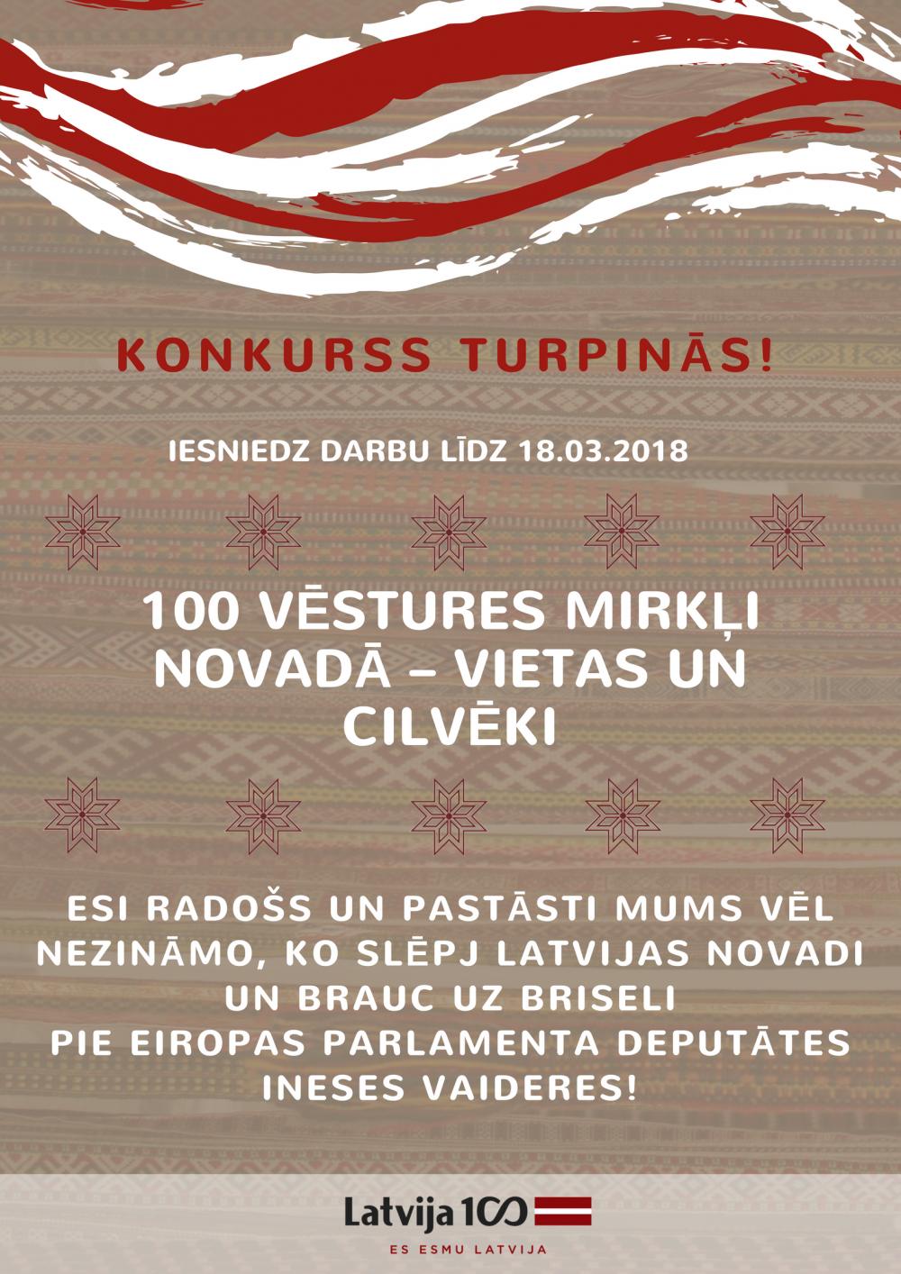 100 vēstures mirkļi novadā – vietas un cilvēki_17.01